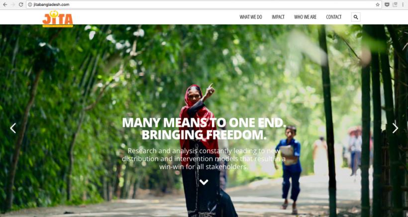 JITA Bangladesh Website
