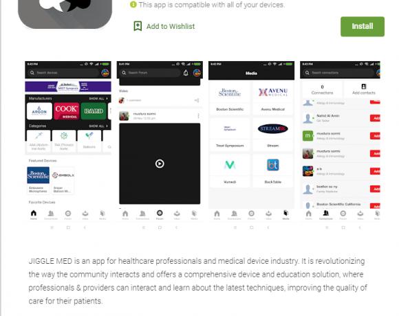 JiggleMed App